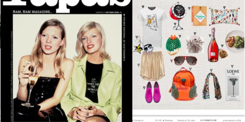 Hidraulika en la revista Tapas Magazine