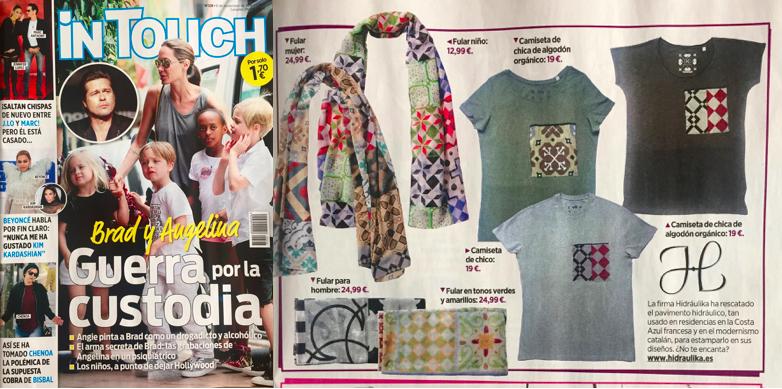 Hidraulika en la revista In Touch